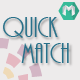 Quick Match - HTML5 Game (Construct 2 & Construct 3) - CodeCanyon Item for Sale