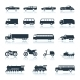 Icon Vehicles Vector - GraphicRiver Item for Sale