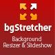 bgStretcher jQuery Background Resizer & Slideshow - CodeCanyon Item for Sale