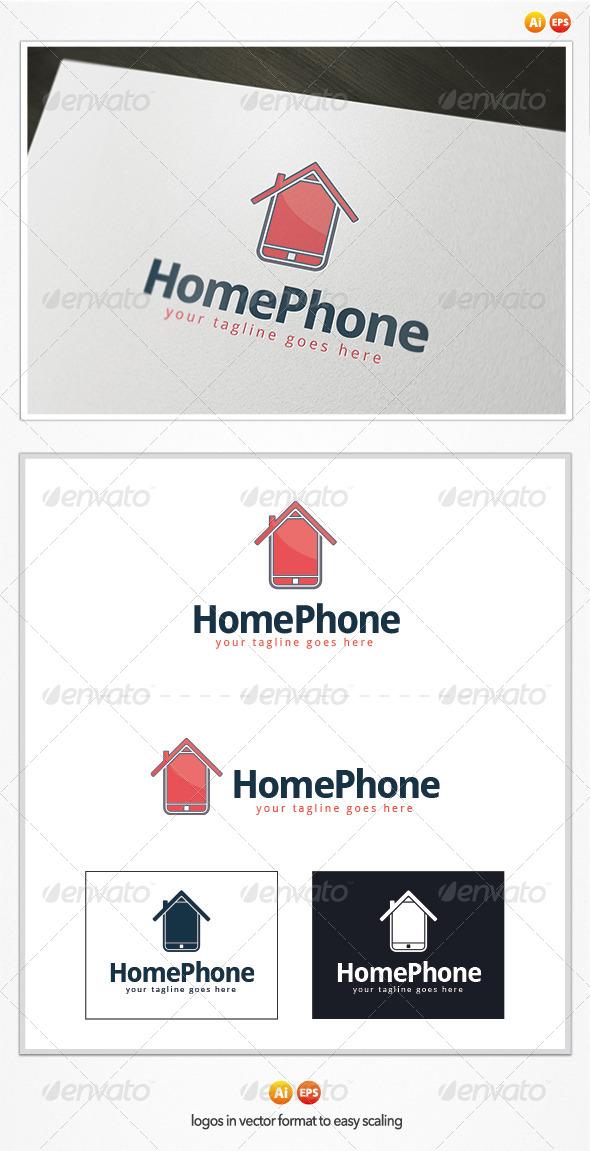Home Phone Logo