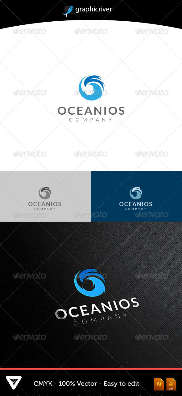 Fresh and Nature Logo Templates from GraphicRiver (Page 5)
