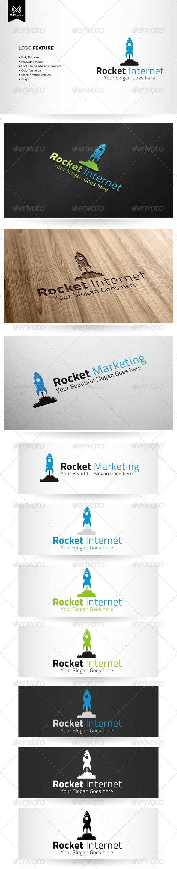 Rocket Internet Logo