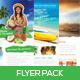 Premium Travel Flyers - GraphicRiver Item for Sale
