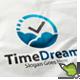 Logo TimeDream Template - GraphicRiver Item for Sale
