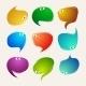 Speak Bubbles Vector - GraphicRiver Item for Sale