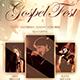 Gospel Fest Flyer Template - GraphicRiver Item for Sale