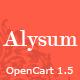 Alysum - Premium OpenCart Theme with Extras - ThemeForest Item for Sale