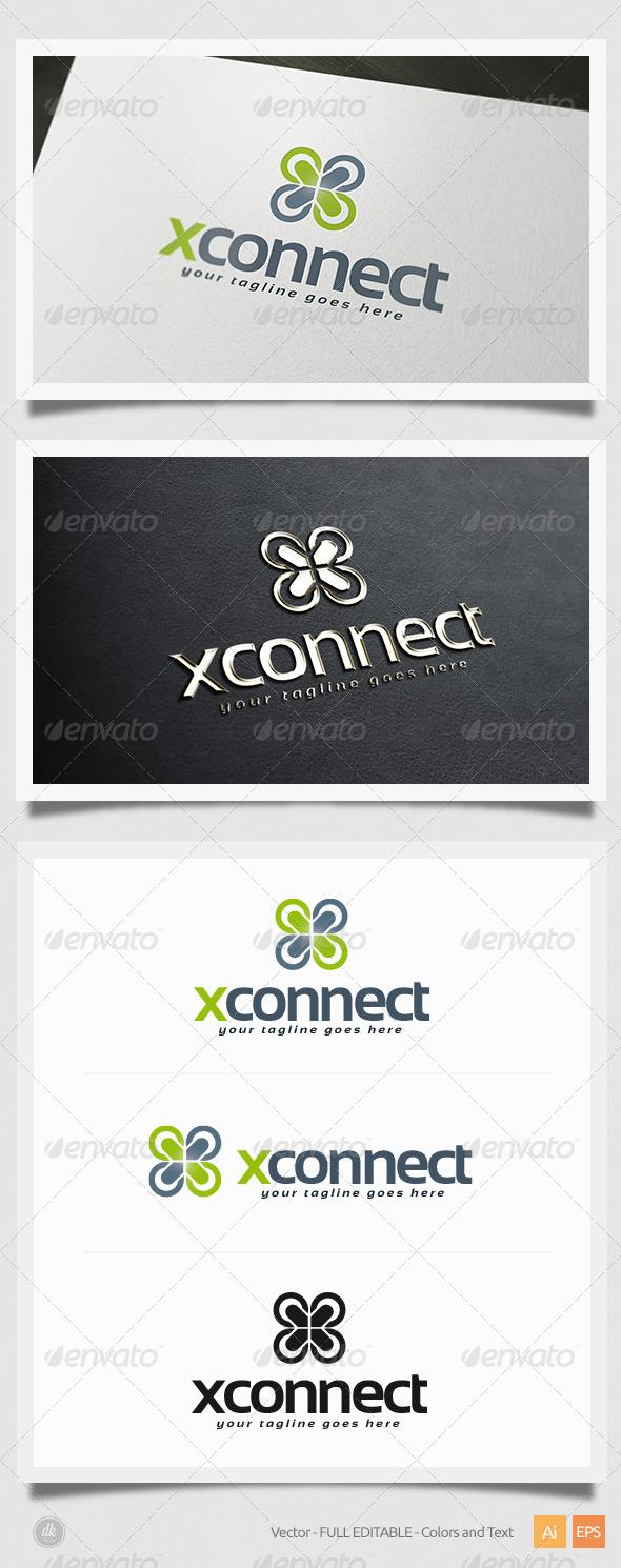 X Connect Logo