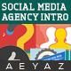 Social Media Agency Opener - VideoHive Item for Sale