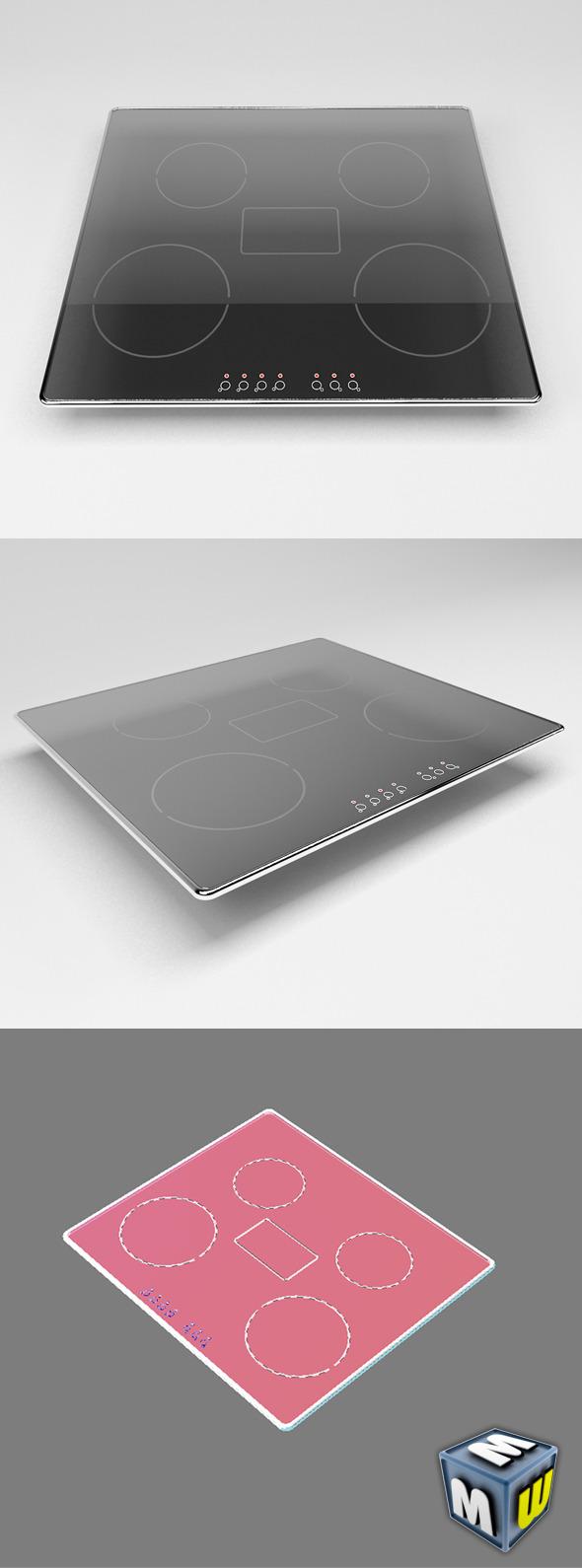 Oven CG Textures & 3D Models from 3DOcean