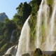 Picturesque Sunny Waterfall in Southeast Asia - VideoHive Item for Sale