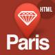 Paris - Responsive HTML5 Template - ThemeForest Item for Sale