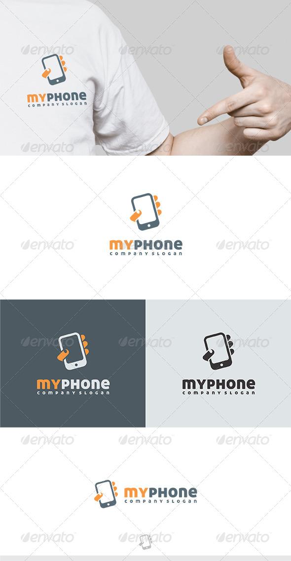 My Phone Logo 2