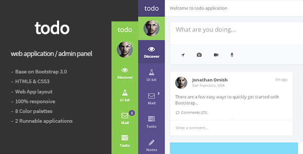 Themeforest | todo - Web Application and Admin Panel Template Free Download free download Themeforest | todo - Web Application and Admin Panel Template Free Download nulled Themeforest | todo - Web Application and Admin Panel Template Free Download