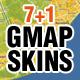 Colorful Google Maps API - CodeCanyon Item for Sale