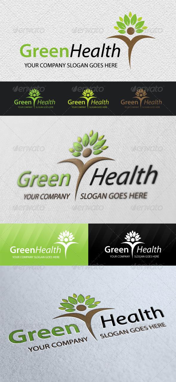 Eco Health Logo #2