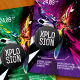 Xplosion Flyer Template - GraphicRiver Item for Sale