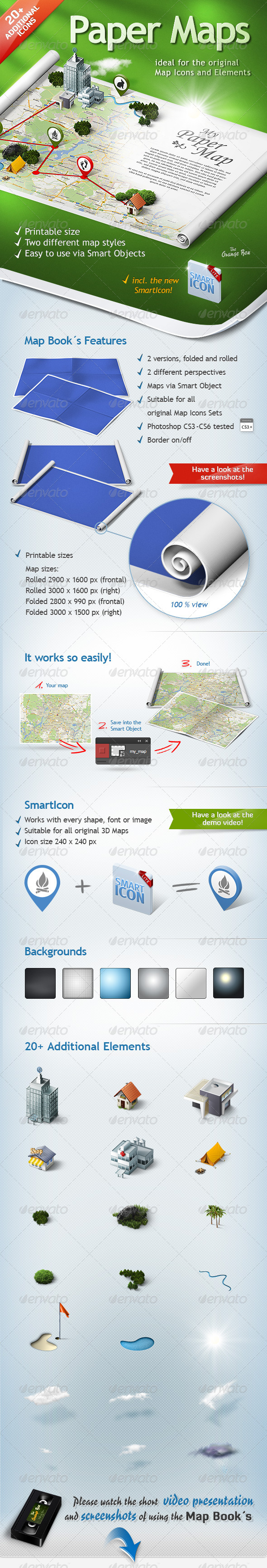 Travel Graphics, Designs & Templates from GraphicRiver