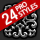 24 Pro Styles - GraphicRiver Item for Sale