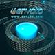 E3D Futuristic Rotation Station - VideoHive Item for Sale