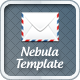 Nebula Email Template - ThemeForest Item for Sale