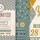 Birthday Invitation Bundle 2 - GraphicRiver Item for Sale