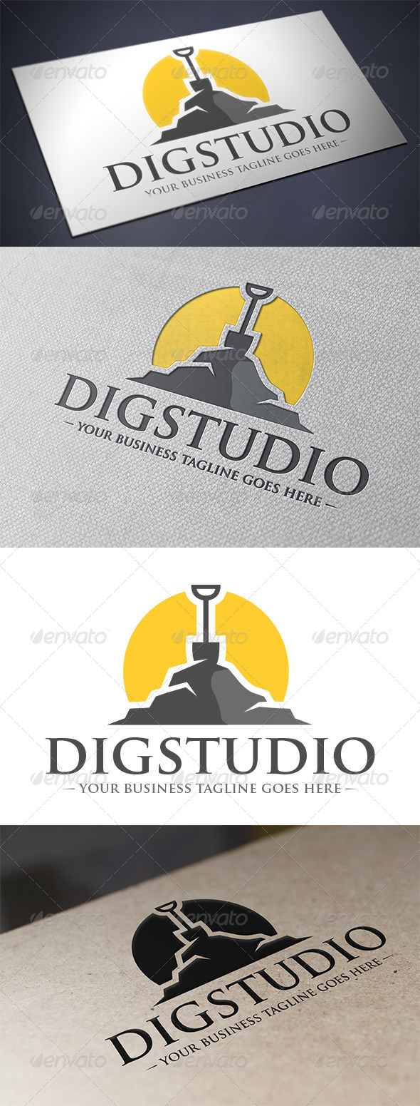Dig Studio Logo
