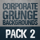 Corporate Grunge Backgrounds 2 - GraphicRiver Item for Sale
