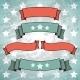 Set of Retro Patriotic Banners - GraphicRiver Item for Sale