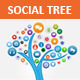 Social Tree - GraphicRiver Item for Sale