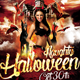 Naughty Halloween Party Flyer Template - GraphicRiver Item for Sale