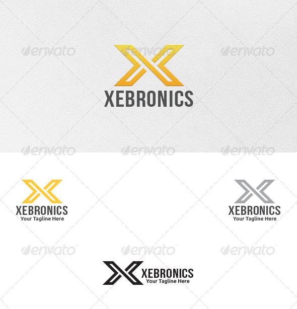Letter X - Logo Template