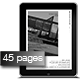 40 Pages Minimal Magazine For Tablet - GraphicRiver Item for Sale