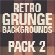 Retro Grunge Backgrounds 2 - GraphicRiver Item for Sale