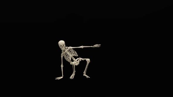 46 Ghost Halloween Dancing HD