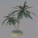Palm Model - 3DOcean Item for Sale