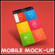 Mobile Display Mock-Up - GraphicRiver Item for Sale