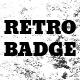 Retro Badges - GraphicRiver Item for Sale