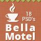 Bella - Restaurant & Bakery PSD Template - ThemeForest Item for Sale