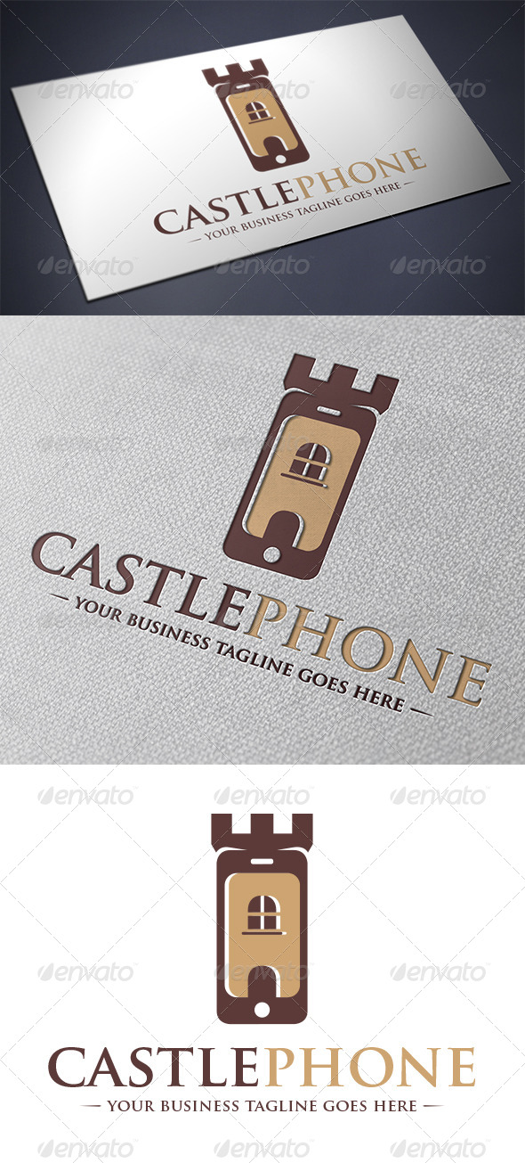 Phone Castle Logo