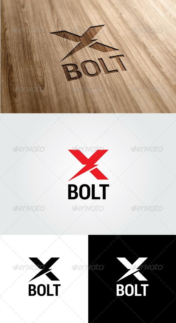 X Bolt Logo