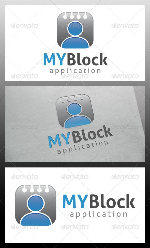 My Blog Logo Template
