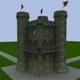 Castle Guard Tower - 3DOcean Item for Sale