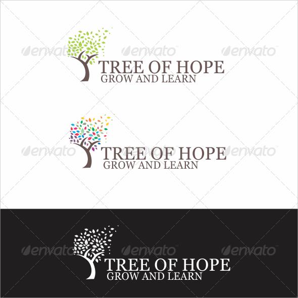Summer Tree Logo