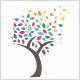 Summer Tree Logo - GraphicRiver Item for Sale