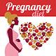 Pregnancy Diet Infographics - GraphicRiver Item for Sale