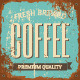 Coffee Metal Sign - GraphicRiver Item for Sale