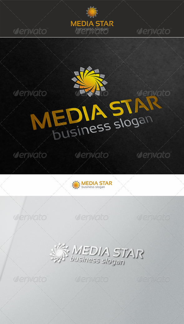 Star Swirl Logo