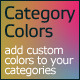 Category Colors - CodeCanyon Item for Sale
