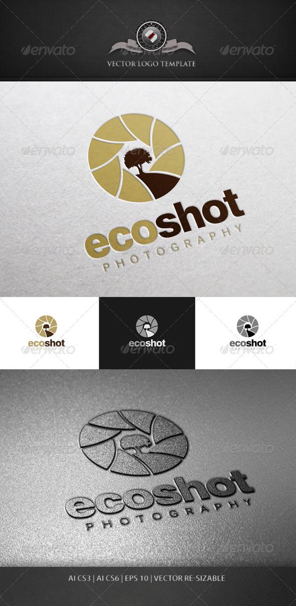 EcoShot Logo Template